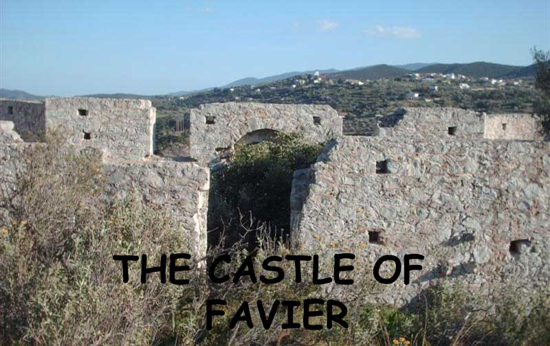 The Castle of Favieros